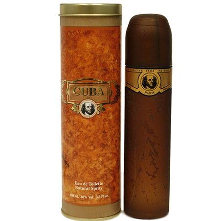 46ae3a97e Cuba Gold Men, woda toaletowa - Perfumy.Pasaz-Handlowy.com