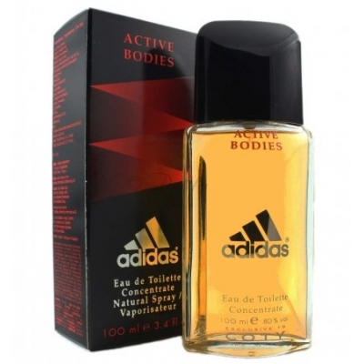 Adidas Active Bodies Concentrate 100 ml