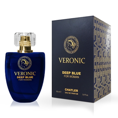Chatler Veronic Deep Blue Woman - woda perfumowana 100 ml